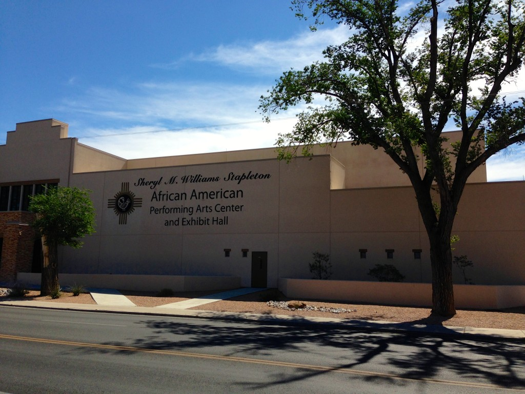 African American Performing Arts Center & Exhibition Hall